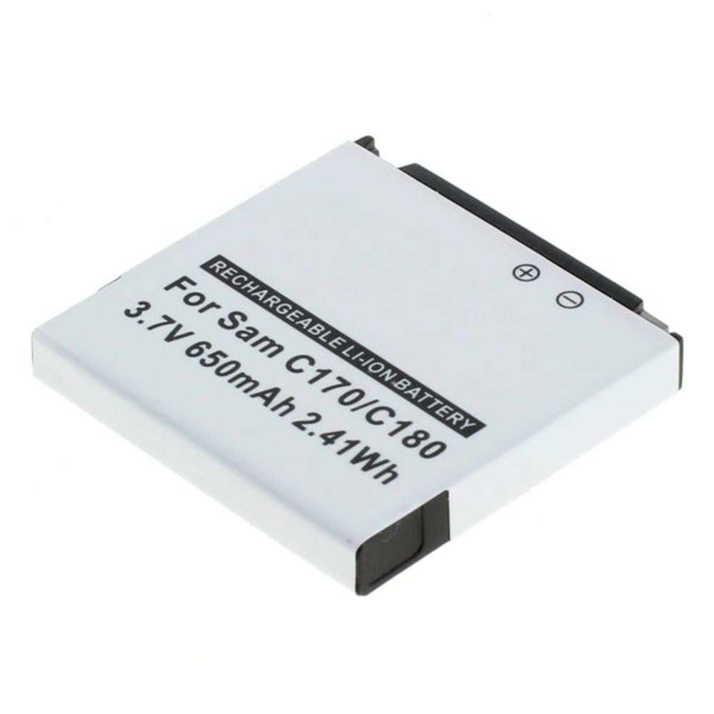 Batteria per Samsung SGH-C180 / SGH-C170 - AB553436AEC (650mAh) , batteria di ricambio