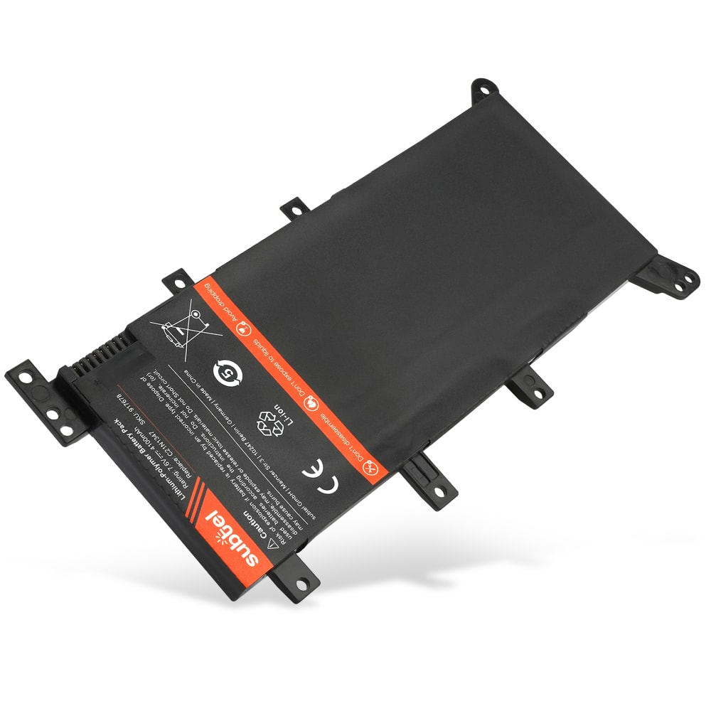 subtel® Laptop Battery for ASUS A555L / F555L / K555L / R556L / X555L C21N1347 4100mAh Notebook Replacement Battery Power Bank