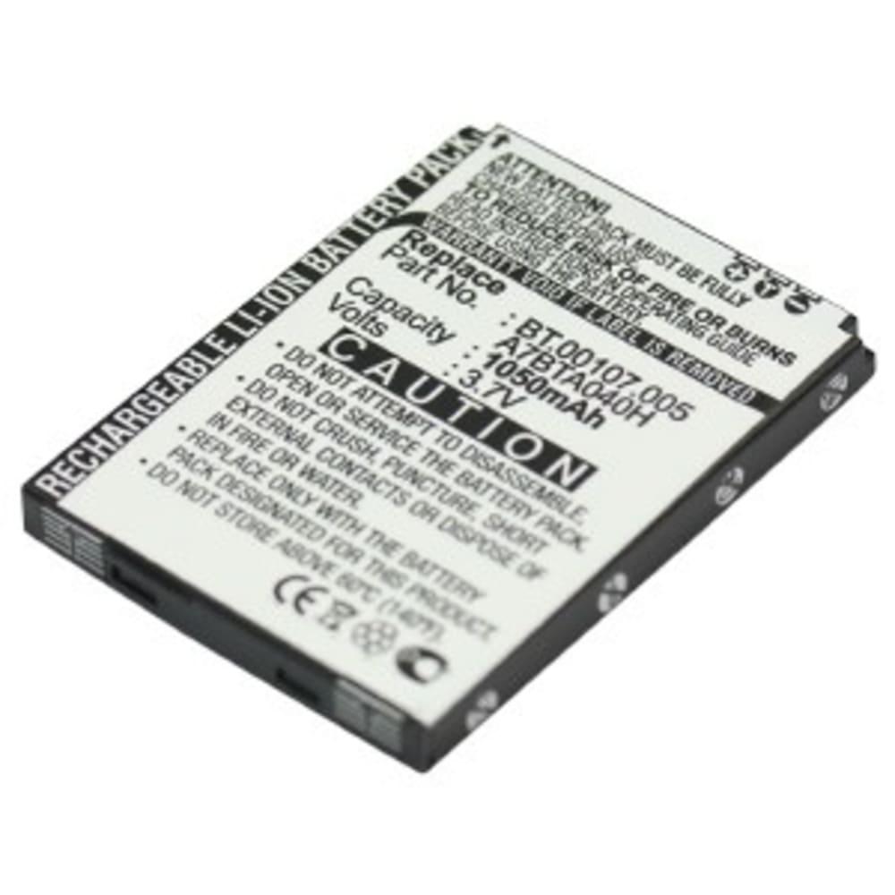 Akku für Acer beTouch E100 / beTouch E101 - (1050mAh) , Ersatzakku