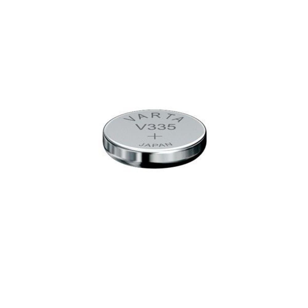 Uhrenbatterie Varta V335 SR512SW 335 (x1) Knopfbatterie Knopfzelle Zellenbatterie