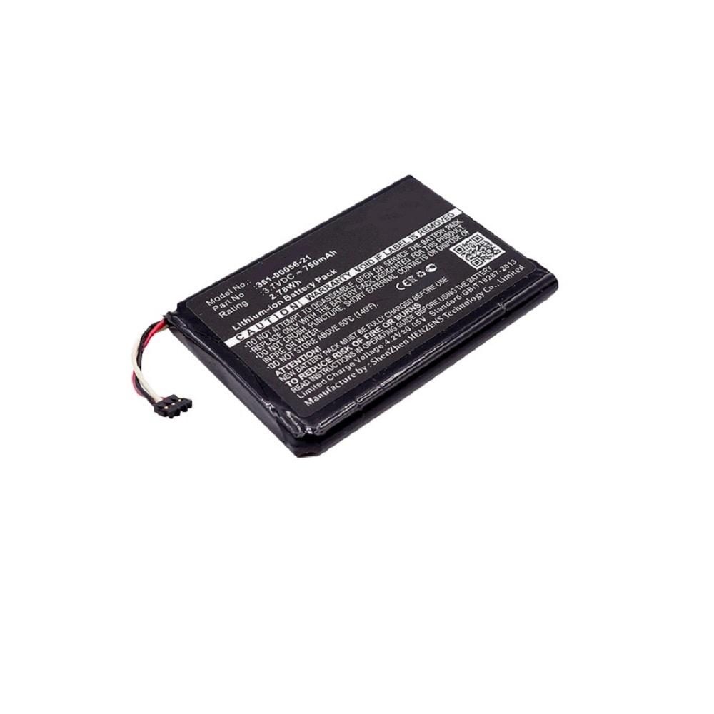 GPS Ersatz Akku für Garmin DriveAssist 50LMT-D / DriveLuxe 50LMT-D, 010-01531-00 Navigationsgerät - 361-00056-21 750mAh Navi Ersatzakku , Batterie