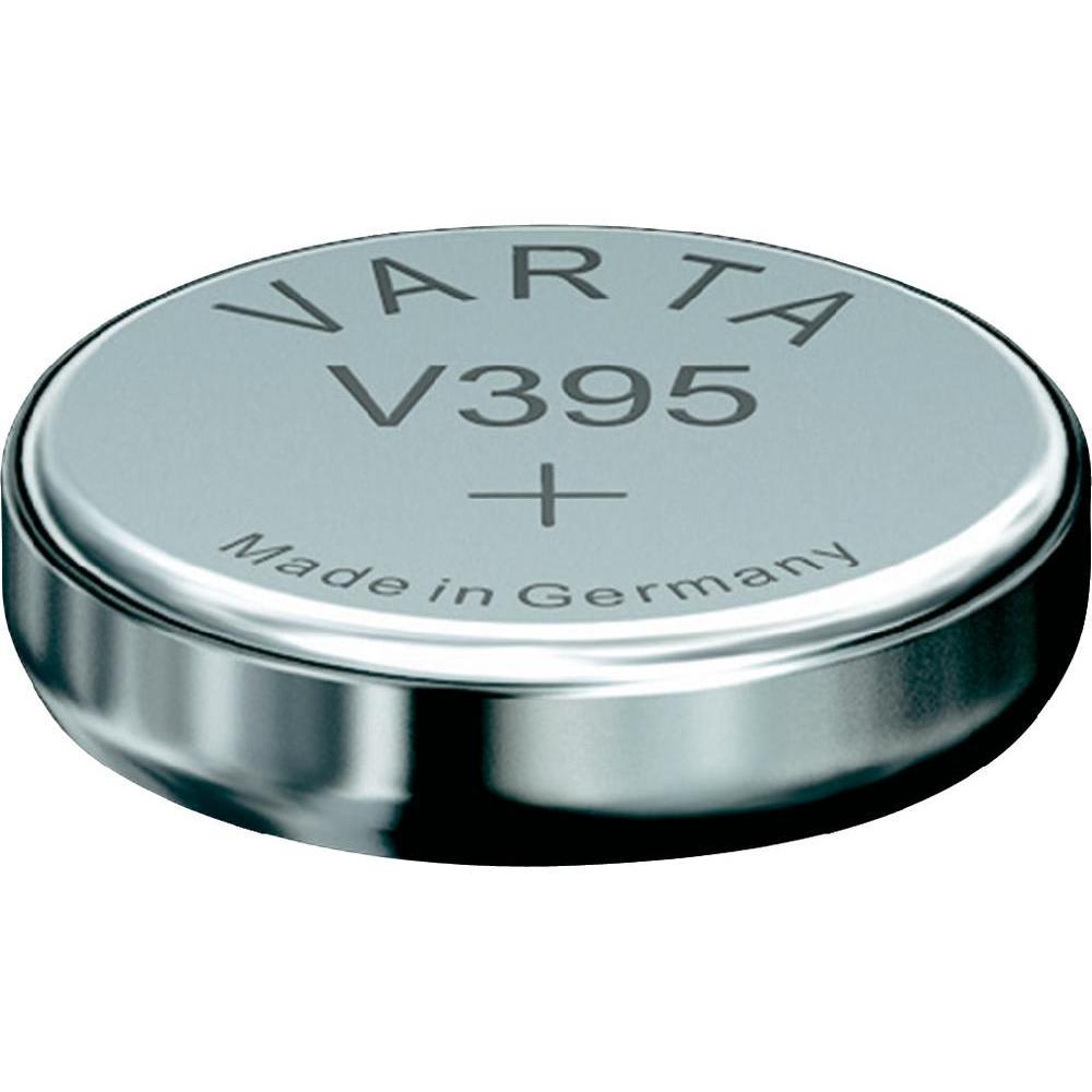 Batteria / pila per orologi Varta V395 SR57 / SR927SW 395 (x1) Batteria pila a bottone