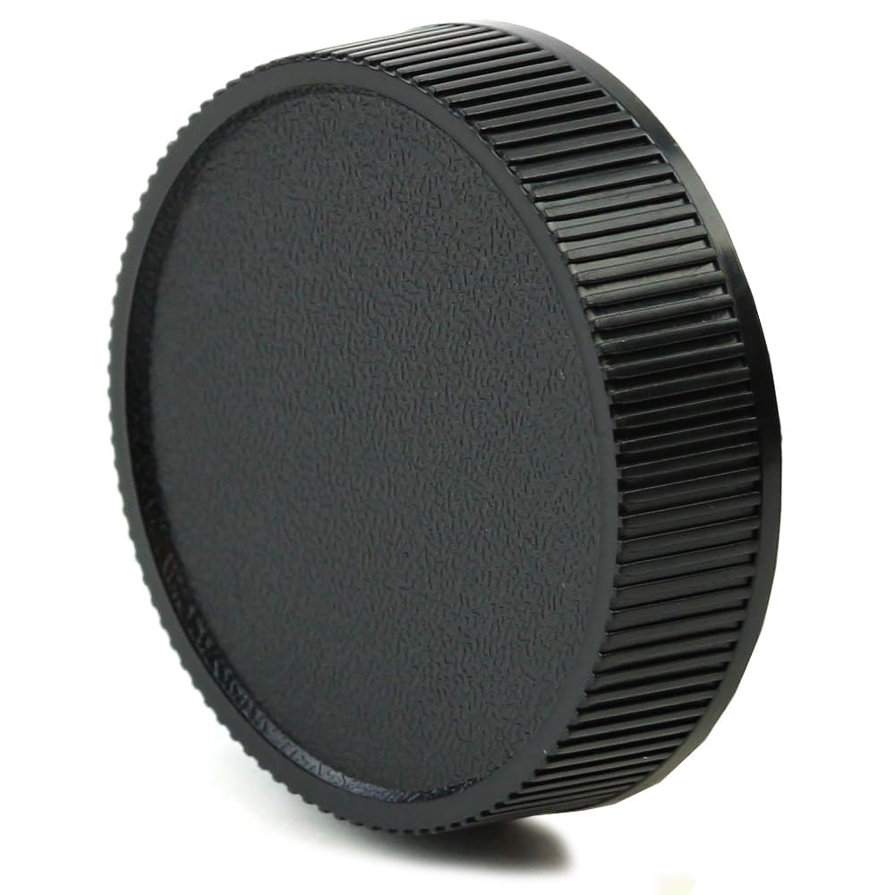 Capuchon arrière d'objectif pour Leica R (Elmarit-R, Summilux-R, Summicron-R, Telyt-R, Elmar-R, Angulon), Baïonnette Couvercle, Capot de protection Leica R Mount