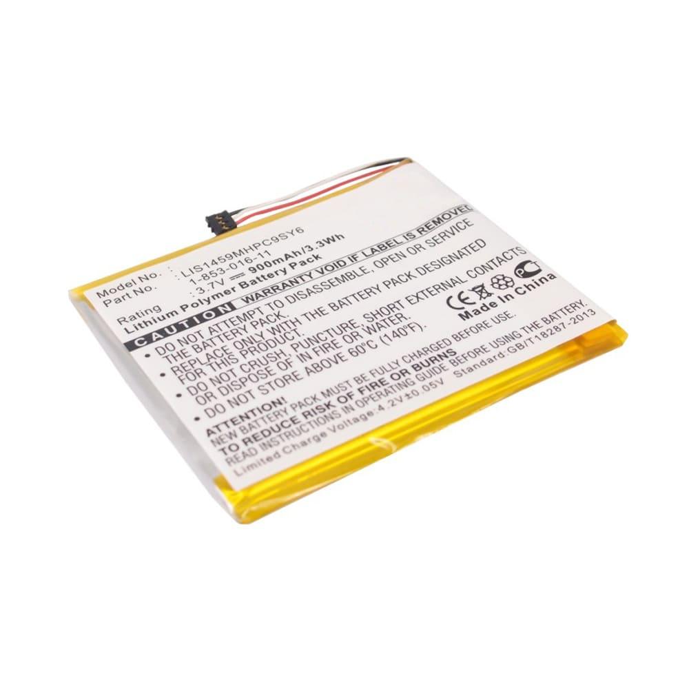 Batería para Sony PRS-350 PRS-650 - 900mAh Batería de Reemplazo