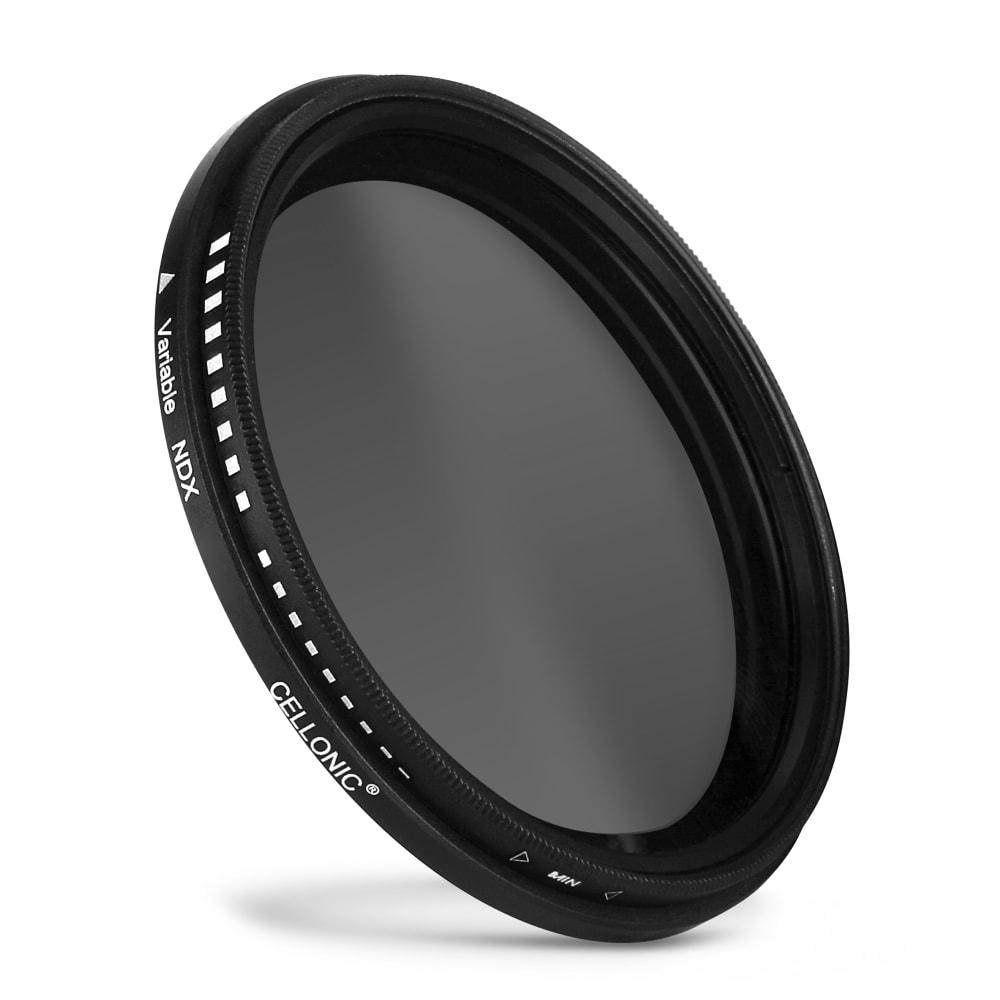 Filtro Densità Neutra regolabile ND2-400 per Ø 40.5mm Filtro Grigio