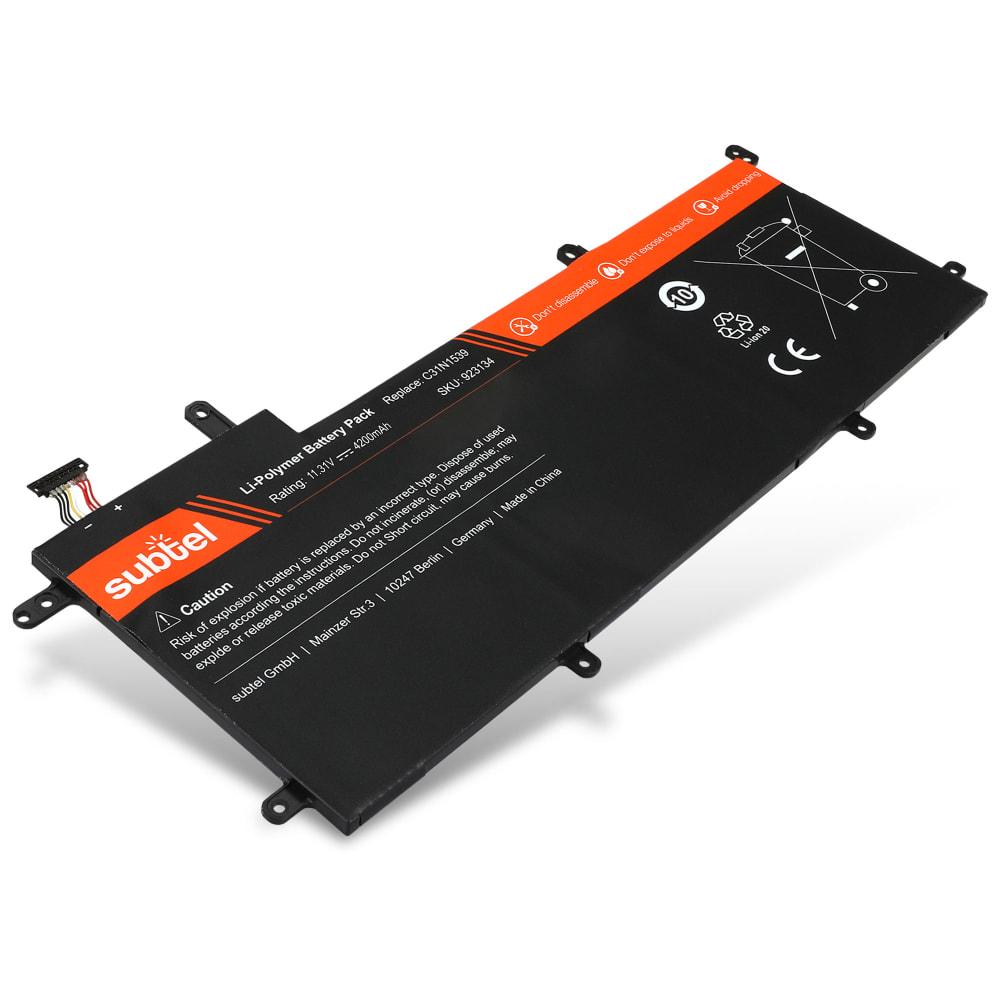 Batterie de remplacement pour ordinateur portable Asus Zenbook UX305LA / Zenbook UX305UA - C31N1539 4200mAh