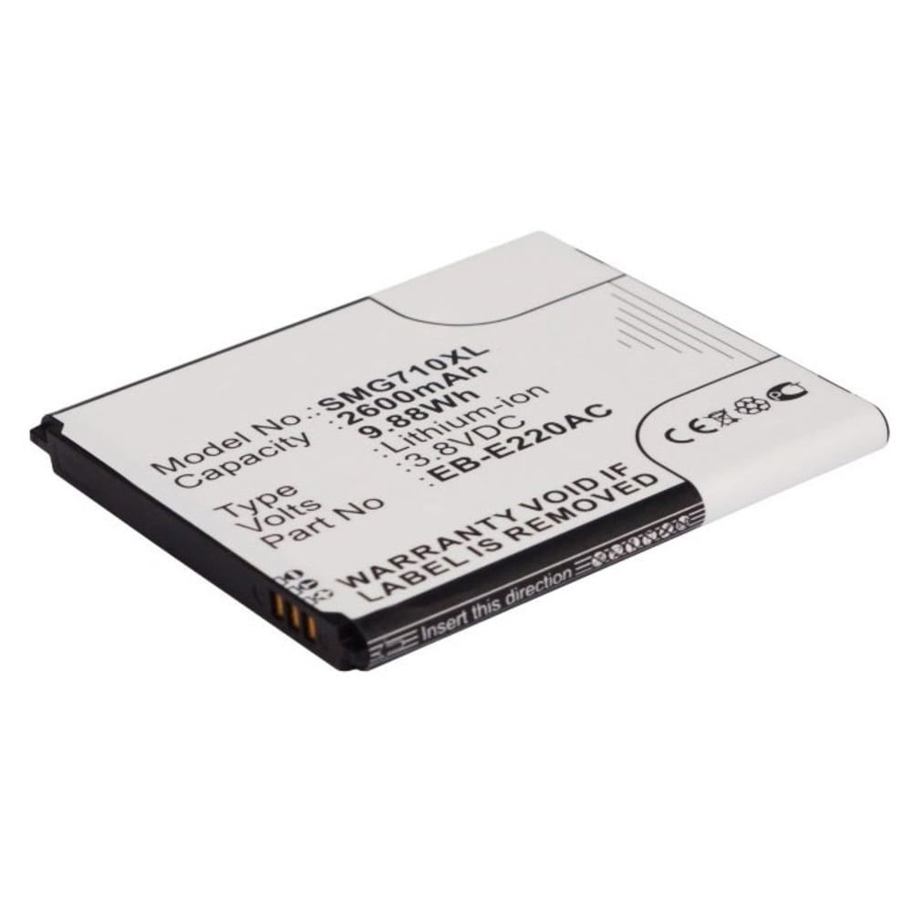 CELLONIC® Phone Battery Replacement for Samsung Galaxy Grand 2 / Grand 2 Duos (SM-G7105 / SM-G7102) - EB-B220AC 2600mAh