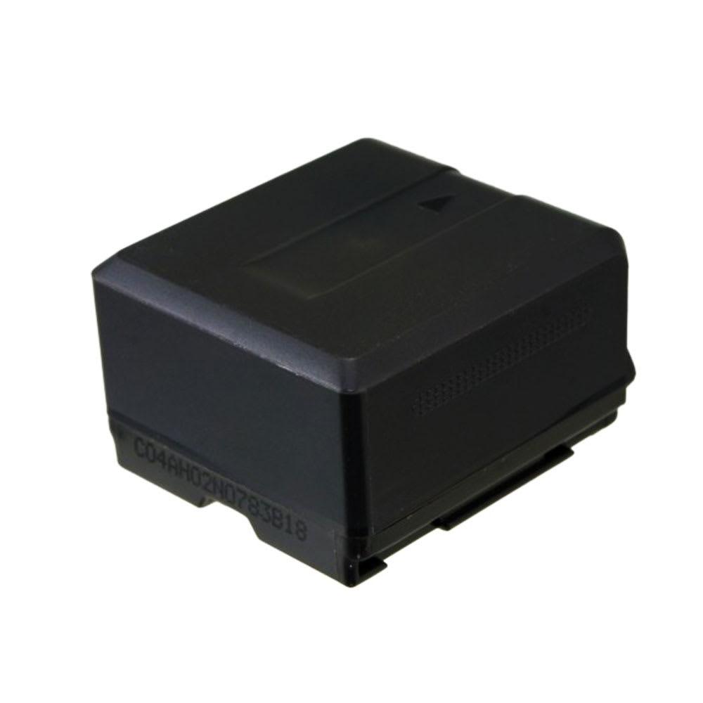 Batterie pour appareil photo Panasonic HDC-SD10, -SD707, -SD600, HDC-TM700, Lumix DMC-L10, SDR-H20 - DMW-BLA13 VW-VBG070 VW-VBG130 VW-VBG70 1320mAh Batterie Remplacement