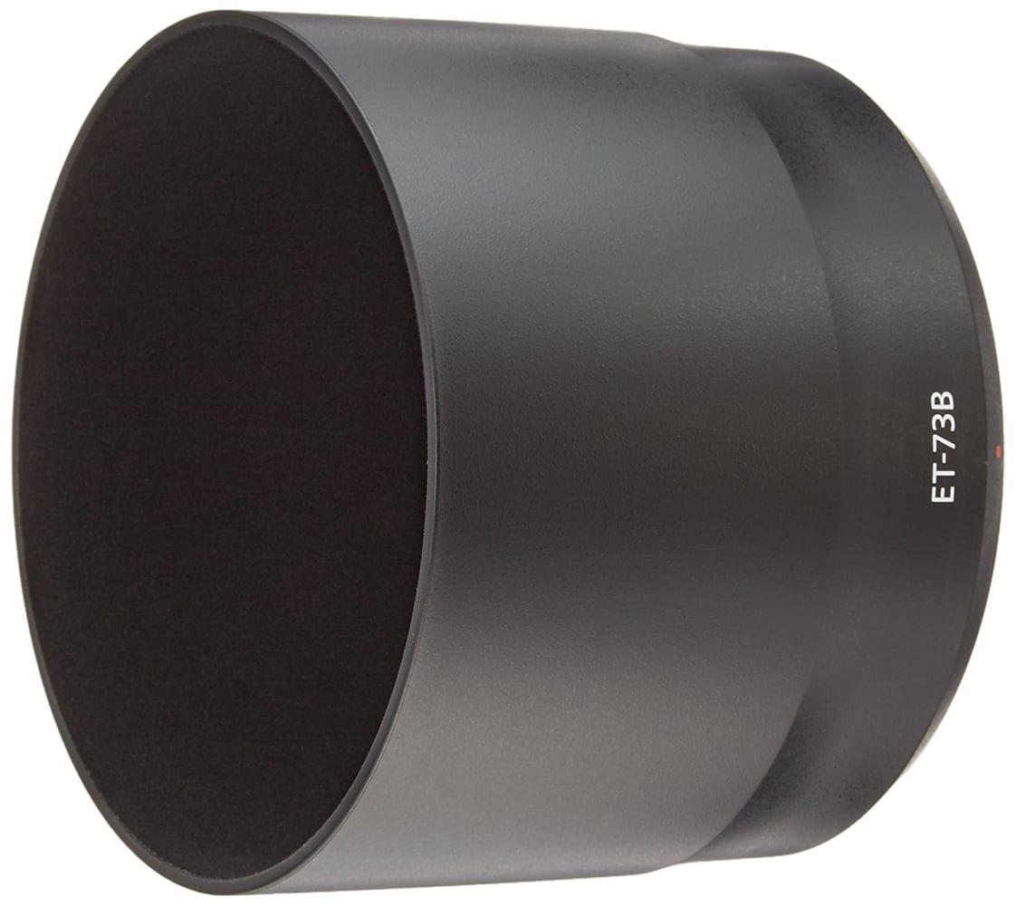 CELLONIC® ET-73B Sonnenblende für Objektiv Canon EF 70-300mm f/4-5.6L IS USM Blende Gegenlichtblende
