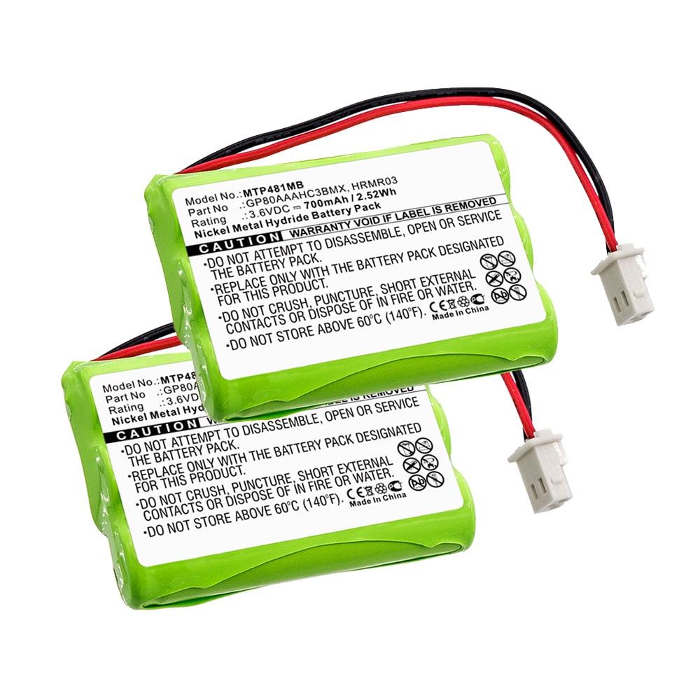 Battery For MOTOROLA MBP481