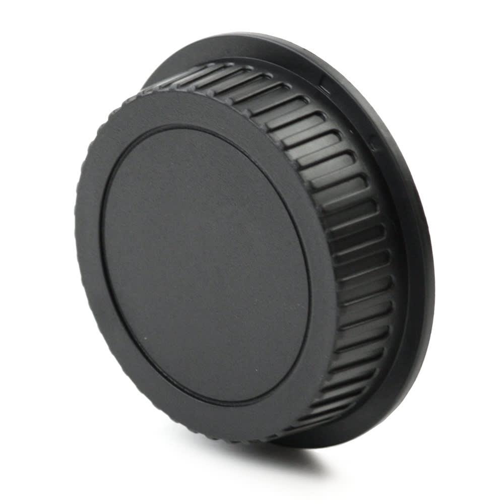 Objektivdeckel Rückseite für EF 40mm f/2.8, 50mm 1:1.2L USM, 70-300mm f/4-5.6, EF-S 18-55mm f/3.5-5.6, EF-S 60mm 1/2.8, Bajonettverschluss Kappe, Schutzdeckel Canon EF, EF-S Mount