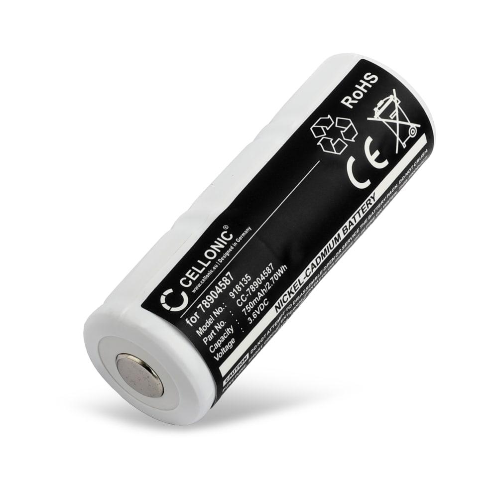 Batteria per Cardinal Medical CJB-723 Diversified Medical N MNC723 Welch Allyn 71000A Affidabile ricambio da 750mAh Sostituzione ottimale