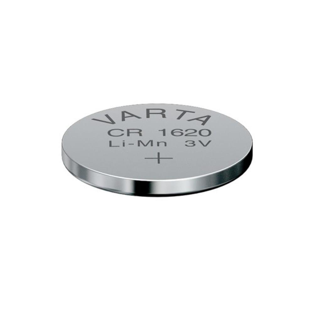 Knopfbatterie Varta 6620 CR1620 CR-1620 (x1) Knopfzelle Zellenbatterie