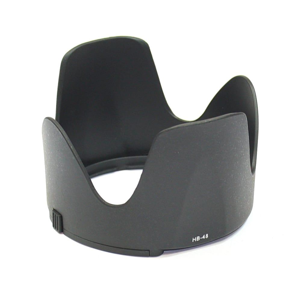 CELLONIC® HB-48 Lens Hood for Nikon AF-S Nikkor 70-200 mm f/2.8G ED VR II Plastic Sun Shade