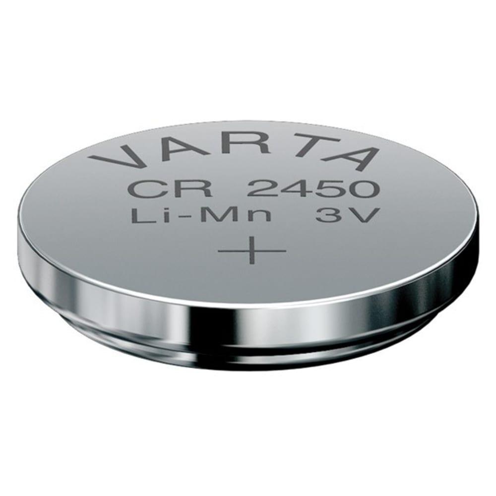 Batteria / pila a bottone Varta 6450 CR2450 CR-2450 (x1) Batteria pila a bottone