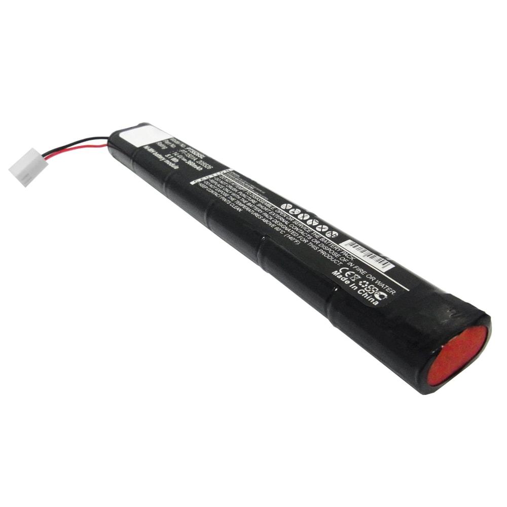 LB4707001,PA-BT-300,PA-BT-500,PJ-4844A,205526,PT-1501A Batteri för Brother PocketBook 300 / Plus, PocketJet PJ-520 PJ-522 PJ-523, PocketJet PJ-560 PJ-562 PJ-563, PocketJet PJ-622 PJ-623, PocketJet PJ-662 PJ-663, Pentax PocketJet 200 PocketJet 3 Plus, PocketJet II - 360mAh Laddningsbart ersättningsbatteri eller reservbatteri