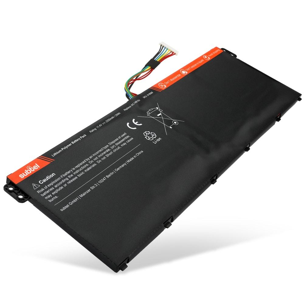 Akku für Acer Swift 3, TravelMate B115/X349, Chromebook 13 CB5, Spin 5 - AC14B18J (2200mAh, 11.4V) Ersatzakku