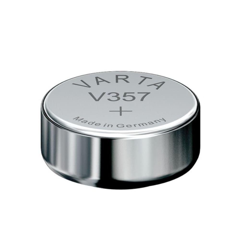 Batteria / pila per orologi Varta V357 SR44 / SR1154W 357 (x1) Batteria pila a bottone