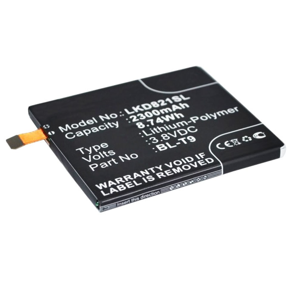 Akku für LG / Google Nexus 5 (D820 / D821) Handy / Smartphone - Ersatzakku BL-T9 2300mAh , Neuer Handyakku