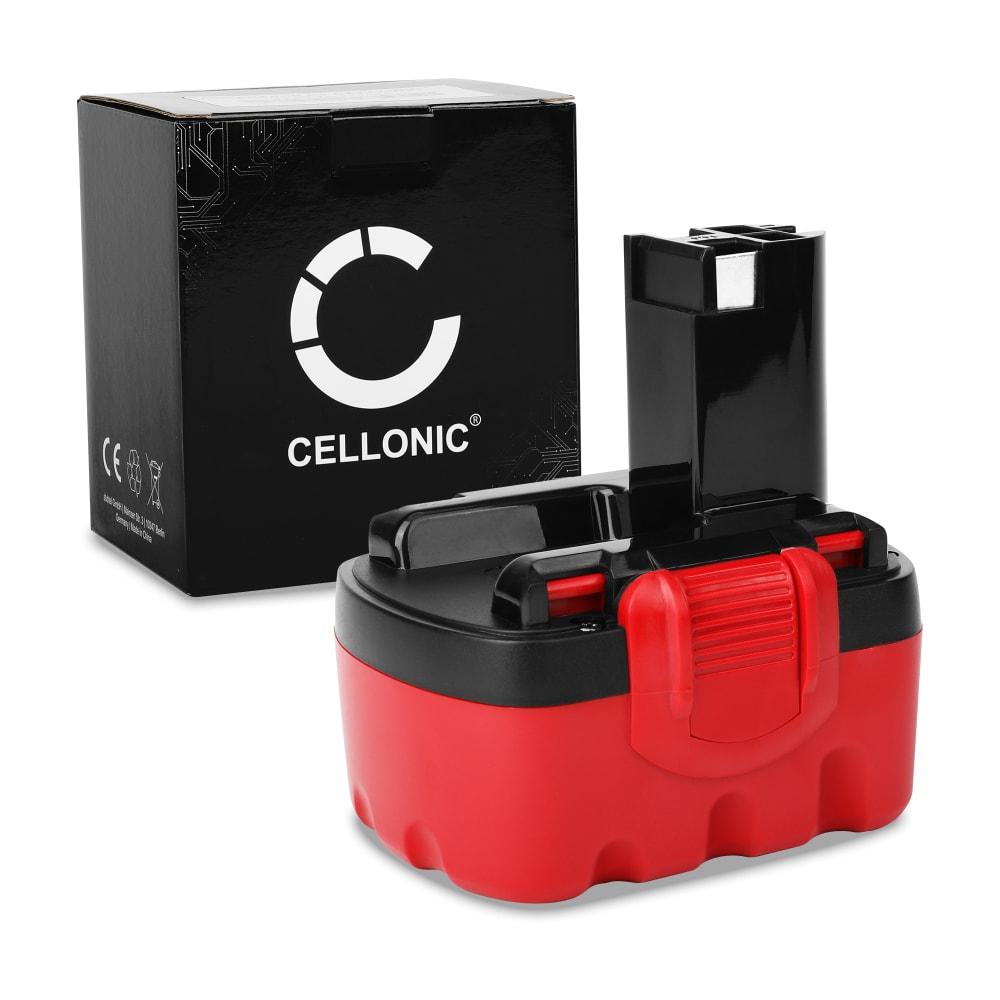 Batteri 14.4V, 3Ah, NiMH for Bosch PSR14.4, PSR 1440, ART26 Easytrim, PSR 14.4ve-2 - 2607335711, BAT140, 2607335685, 2607335686, 2607335432 , Reservebatteri