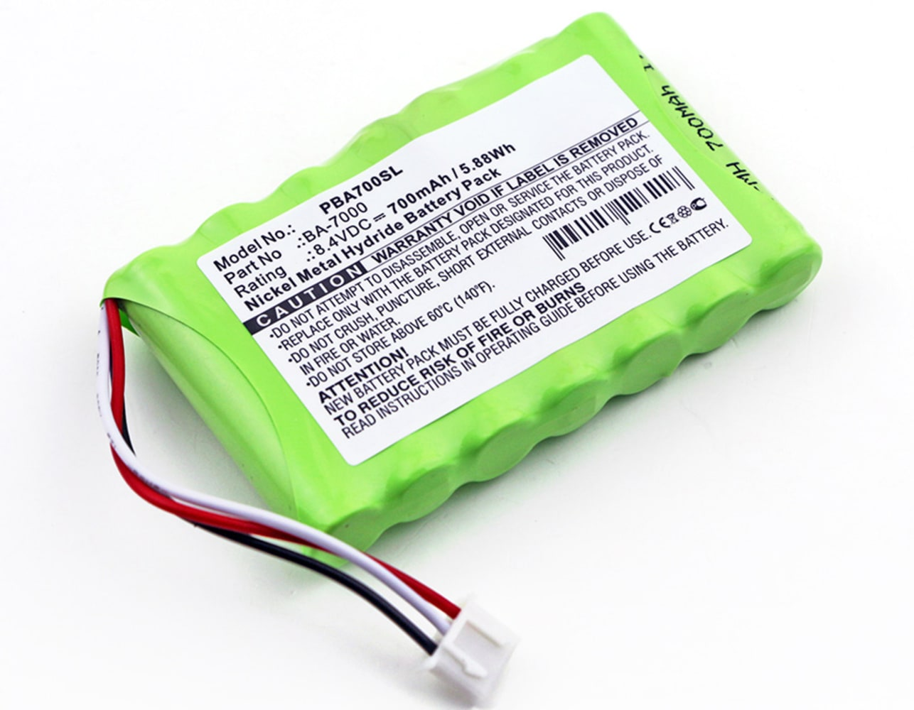 Batterie pour Brother P-Touch 7600VP, Brother PT 7600VP - BA-7000 700mAh