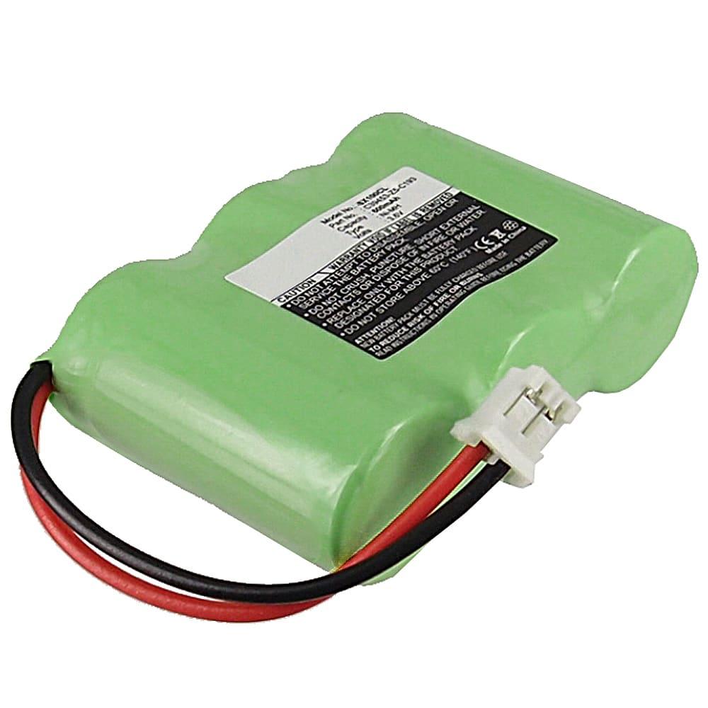 Batería para Alcatel Easy, 2070, Siemens Gigaset A200, A245, Gigaset A1, A110, Philips Icana, Uniden 2600, Xalio 6100, TD5100 - C39453-Z5-C193,HSC22,V30145-K1310-X147 (600mAh) Batería de reemplazo, pila, Teléfono fijo