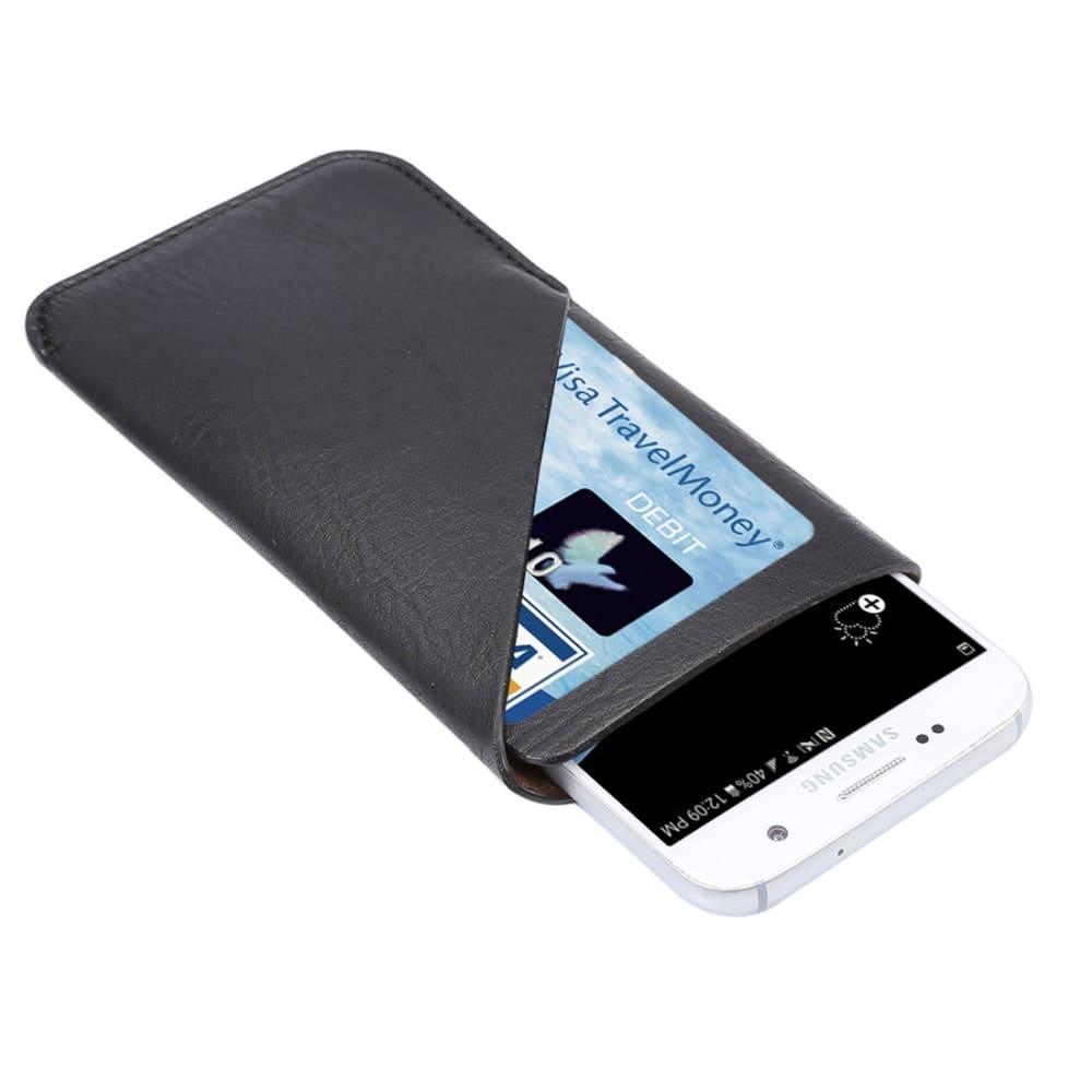 Sleeve für Smartphones (15.5cm x 8.0cm x 1.0cm / ~ 4,9 - 5,4