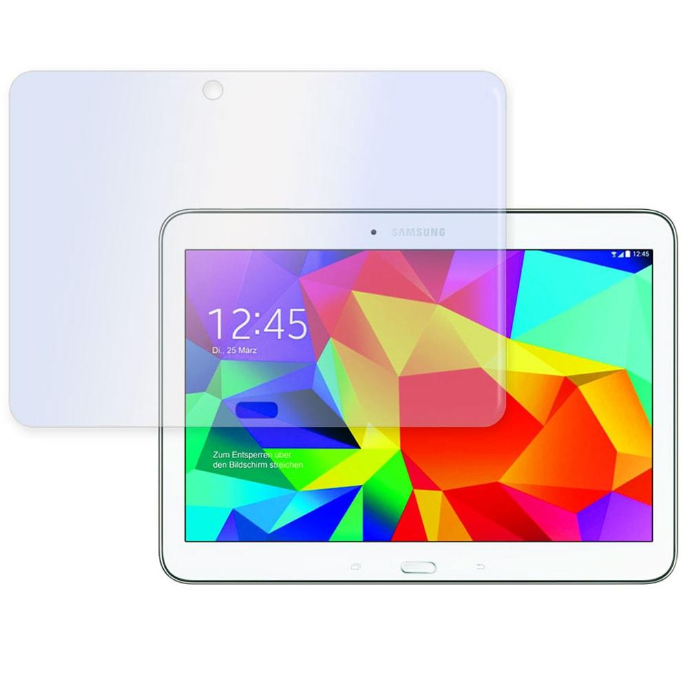Protection d'écran en verre pour Samsung Galaxy Tab 4 10.1 (SM-T530 / SM-T535) (2.5D)
