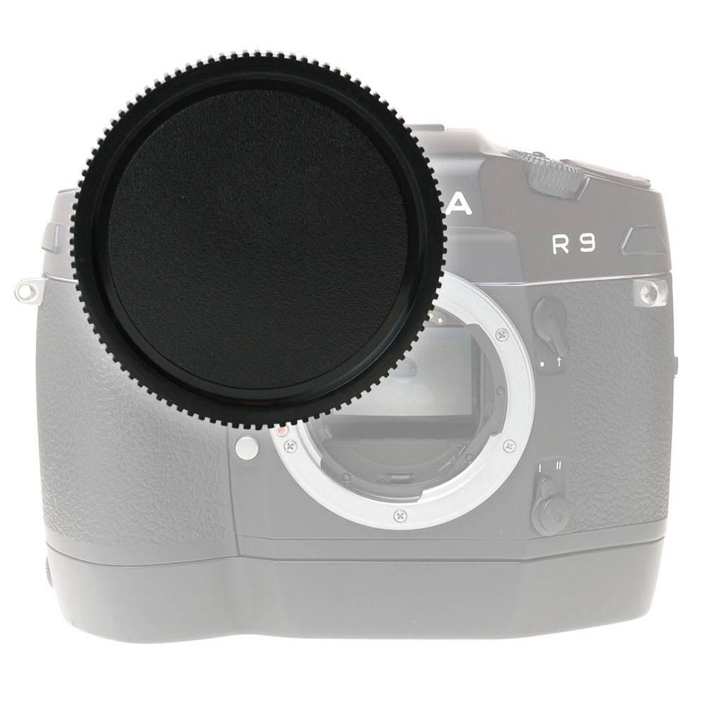 Gehäusedeckel Body Cap für Leica R8 Leica R4 Leica R9 Leica R3 Leica R7 (Leica R Mount), Bajonettverschluss Kappe, Schutzdeckel Leica R Mount