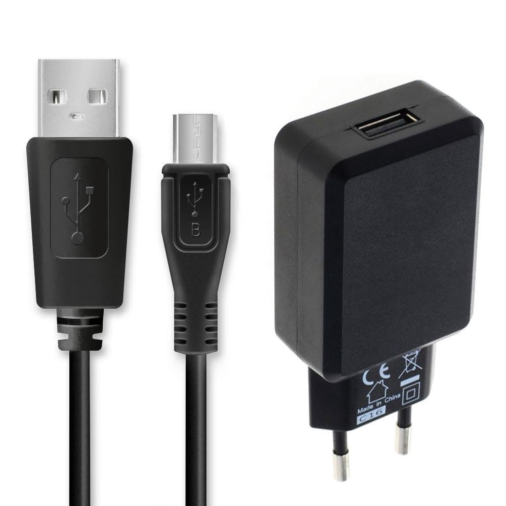 Chargeur Câble USB pour téléphone portable Blackview BV6000s / BV6000 / BV5800 (Pro) / BV5000 / BV4000 (Pro) - Alimentation 3A smartphone, Cordon / Câble de Charge 1m