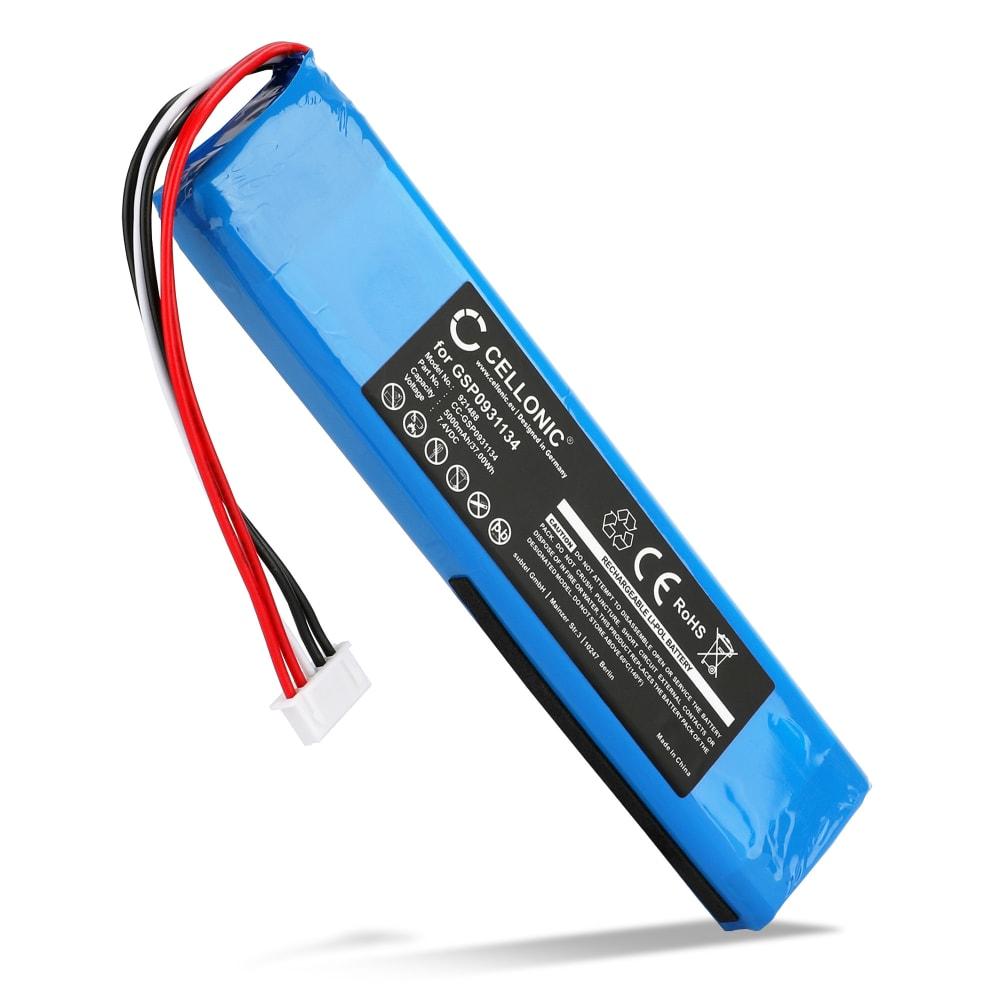 Lautsprecher Akku für JBL Xtreme, Extreme, Extrem - GSP0931134 5000mAh Soundbox Ersatzakku, Batterie