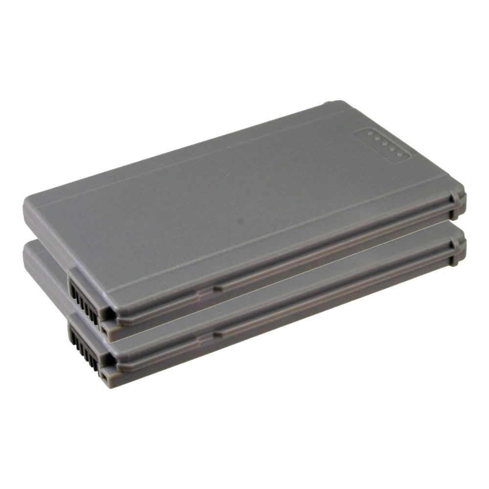 2x Batteria subtel® NP-FA50 NP-FA70 per Sony DCR-DVD7 DCR-HC90 DCR-PC1000 DCR-PC53 DCR-PC55 Affidabile ricambio da 680mAh sostituzione