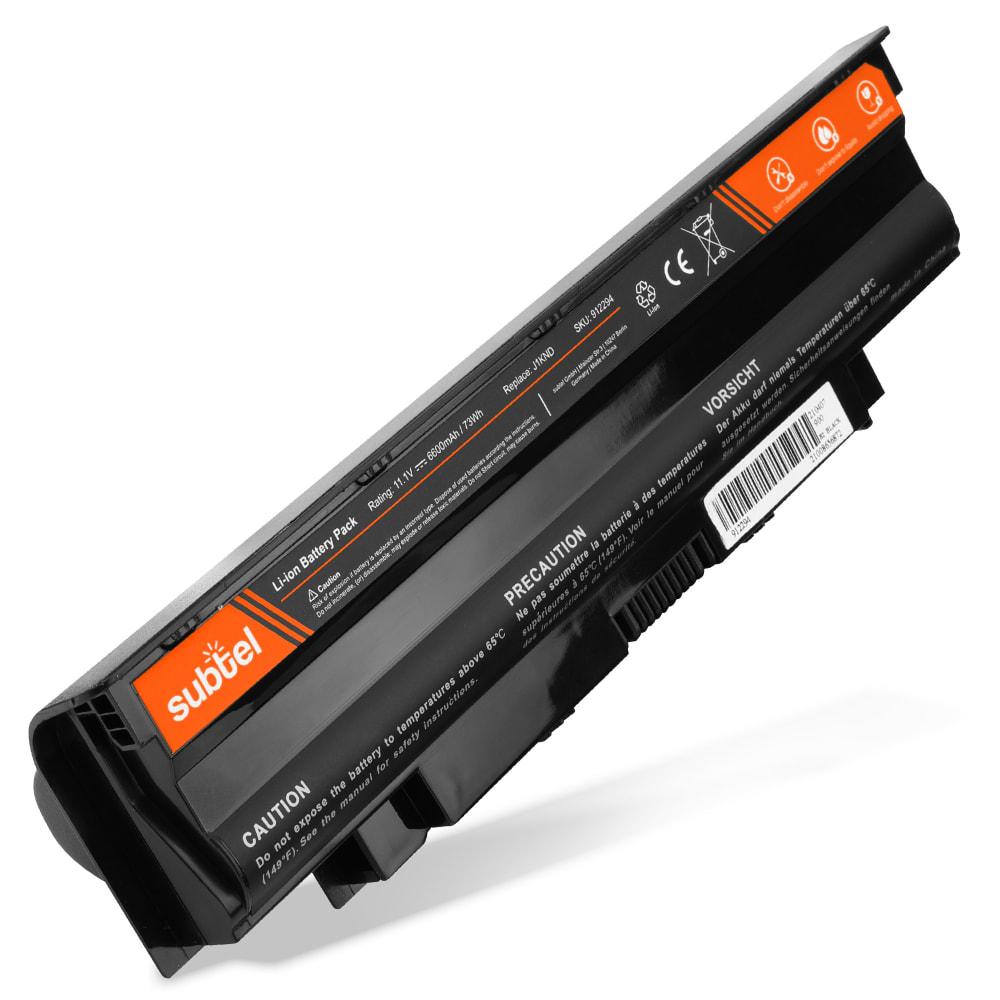 Batería recargable para Dell Inspiron 13R / 14R / 15R / 17R / Vostro 3450 / 3550 / 3750 - J1KND (6600mAh) Batería de repuesto