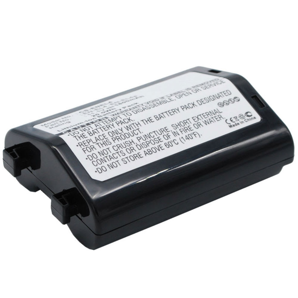 Batteria subtel® EN-EL4,EN-EL4a per Nikon F6, D3 D3X D3s, D2 D2Xs D2X D2Hs D2H Affidabile ricambio da 1800mAh sostituzione