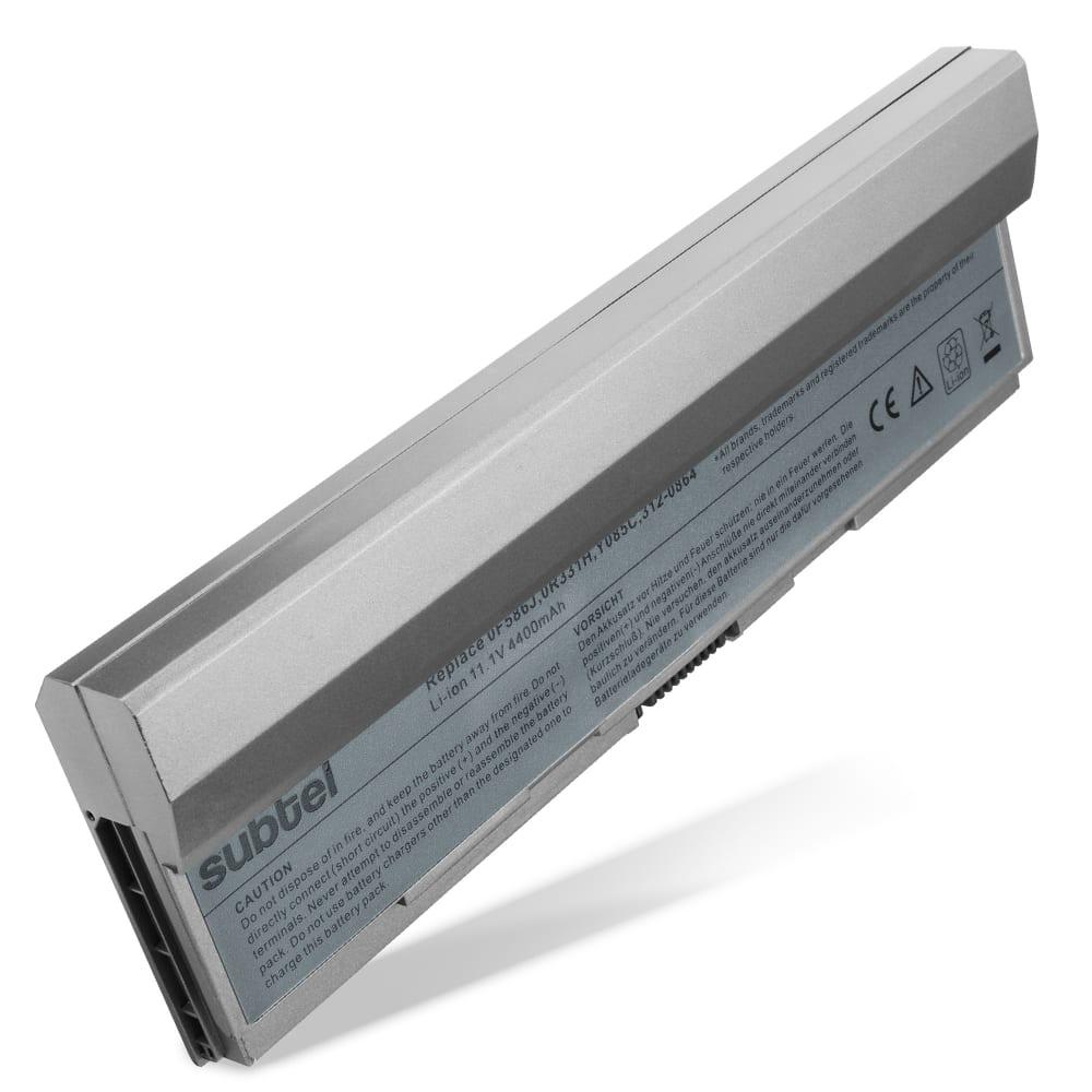 subtel® Laptop Battery for Dell Latitude E4200 / Latitude E4200c 451-10645 4400mAh Notebook Replacement Battery Power Bank