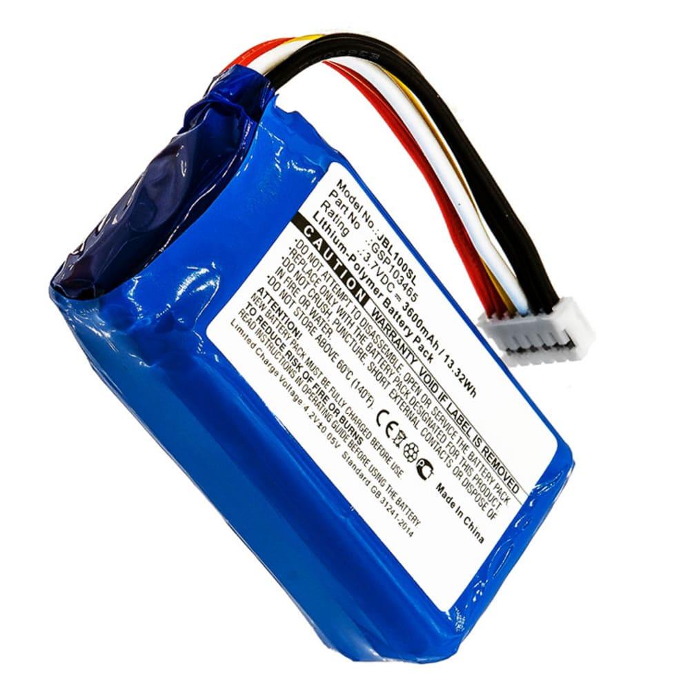 Batterie pour enceinte Sony SRS-X30 SRS-XB3 SRS-XB30 - accu ID659 6800mAh