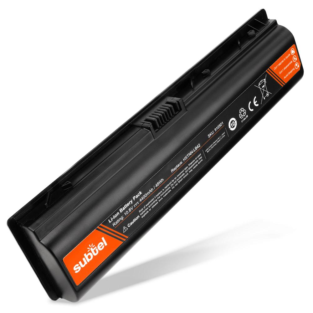 Batería para HP G6000 G7000 / Pavilion dv2000 dv6000 - HSTNN-DB42 (4400mAh) , Batería de Reemplazo