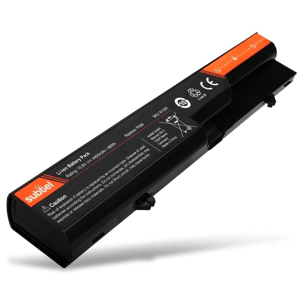 Batería para HP ProBook 4320s 4325s 4420s 4421s 4425s 4520s 4525s HP 4320t 420 425 620 625 - PH06 (4400mAh) Batería de Reemplazo
