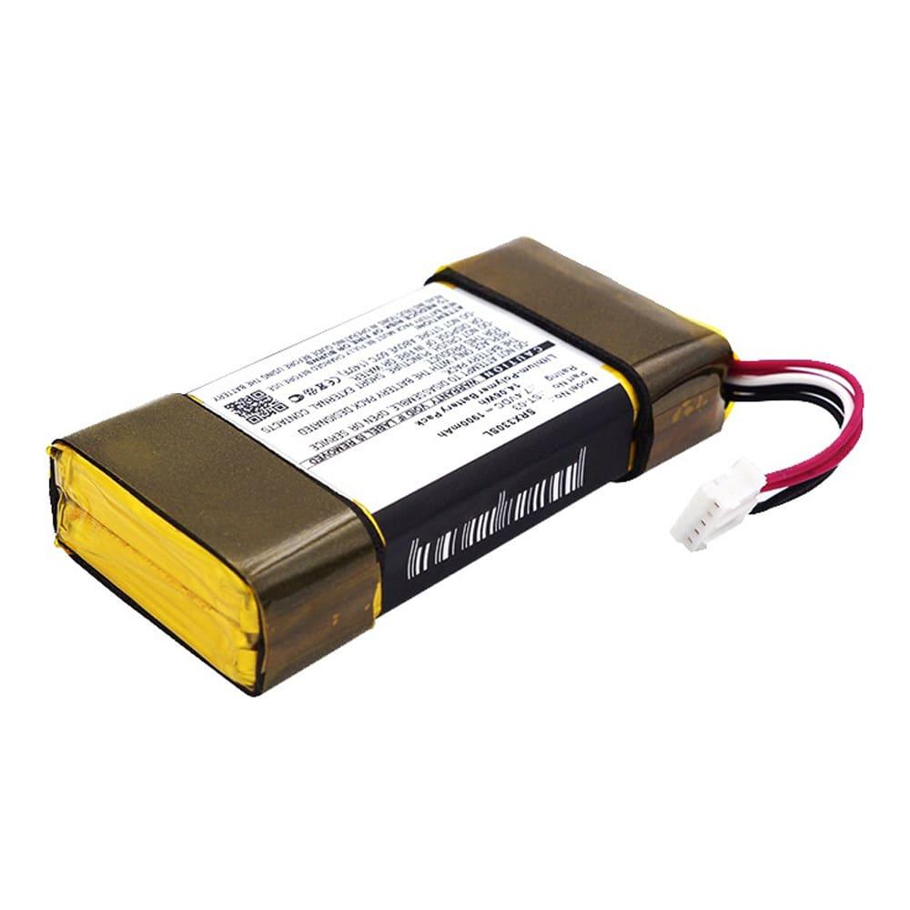 Lautsprecher Akku für Sony SRS-X33 - ST-03 1900mAh Soundbox Ersatzakku, Batterie