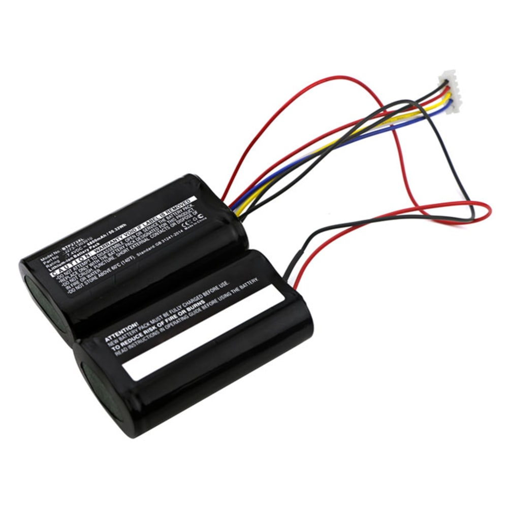 Lautsprecher Akku für Beats J273, Beats Pill XL - J273/ICR18650NH,J273-1303010 6800mAh Soundbox Ersatzakku, Batterie