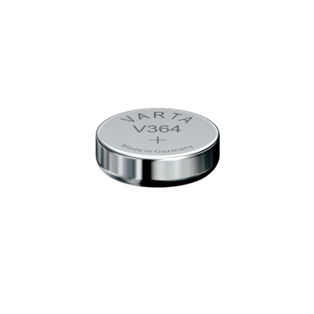 Batteria / pila per orologi Varta V364 SR60 / SR621SW 364 (x1) Batteria pila a bottone
