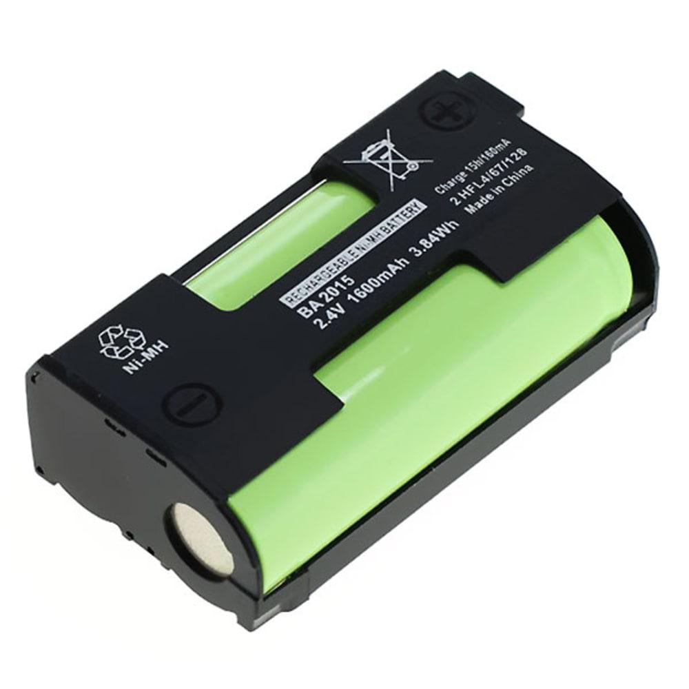 subtel® Headphone Battery for Sennheiser ew100 / SKM 100 SK 100, ew300 / SKM 300, SKM 2000, SK 2000, EK 1039, EK 100, SKP 100 BA2015,BA2015G2 Battery Replacement 1500mAh