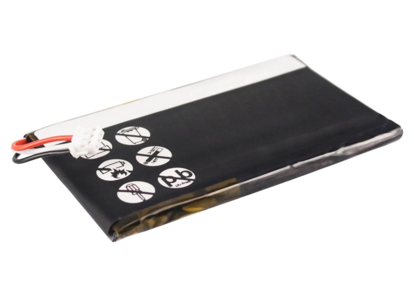 Batterij voor huistelefoon Philips S10A, Philips S10A/38, Philips S10H - Philips PH454061 1200mAh vervangende accu