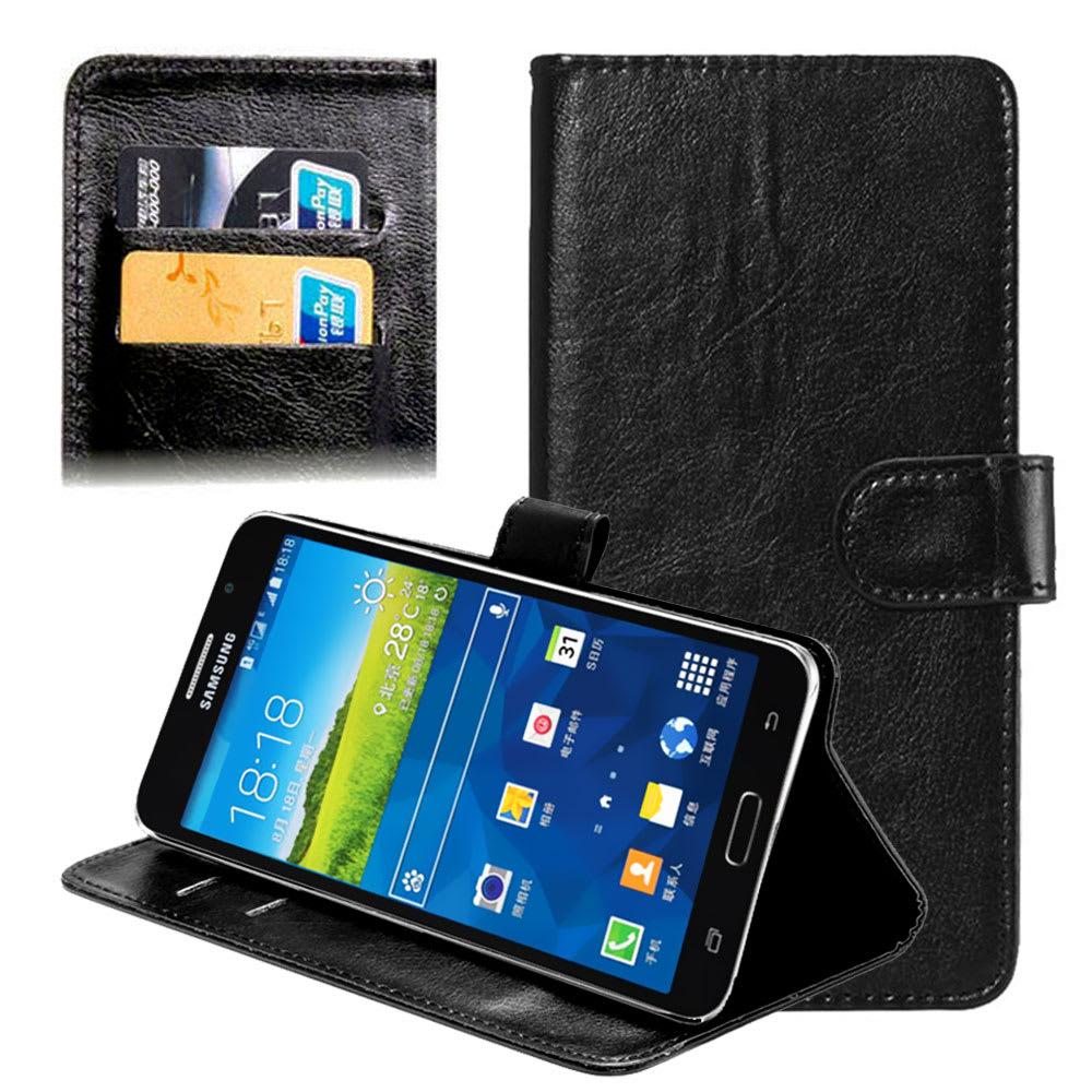 Etui Smart Case pour Smartphones (16.3cm x 8.5cm x 2cm / ~ 5,5 - 6,3