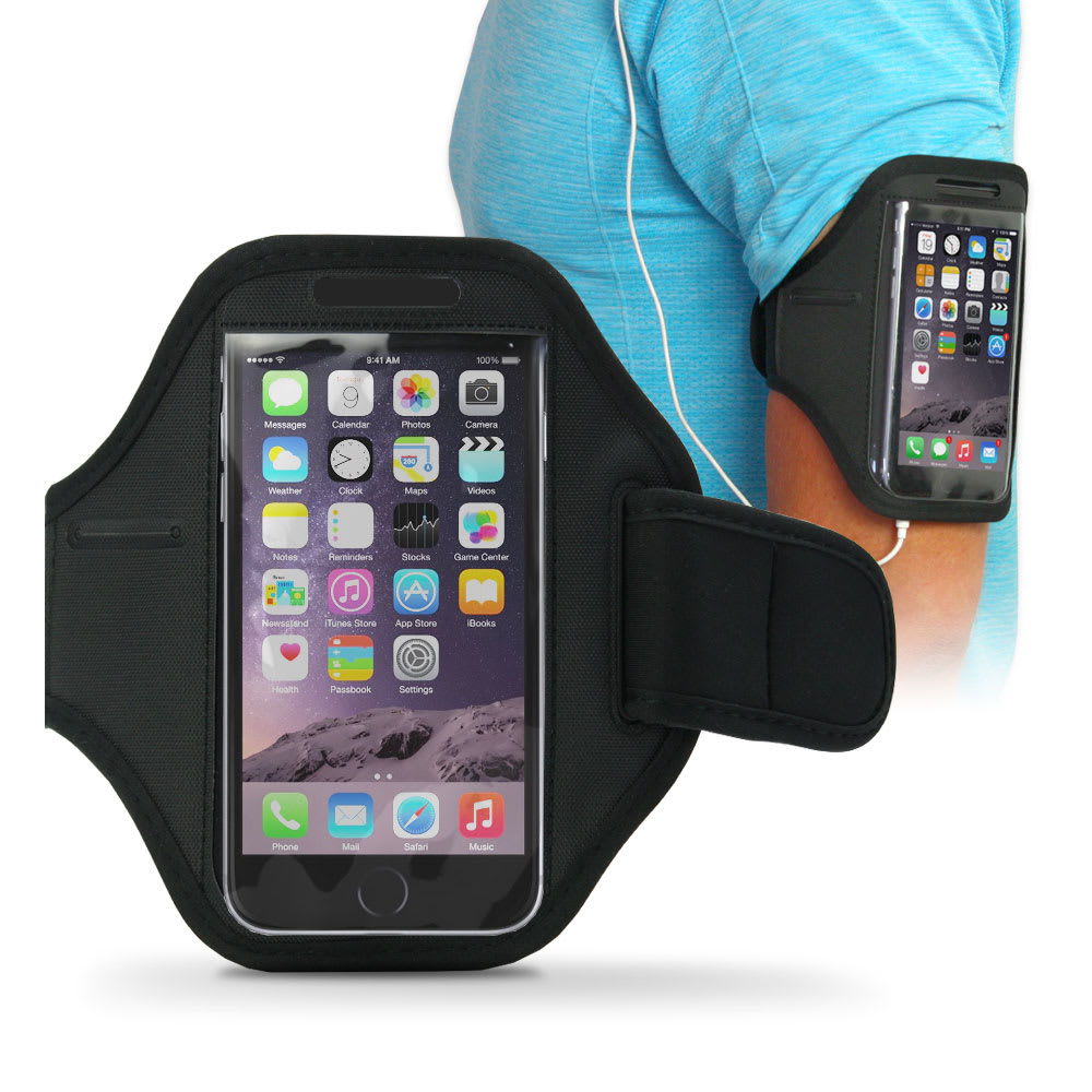 Universal Sports Bracelet for Smartphones & MP3-Player [up to 13,7 x 7,5 x 1,2cm]