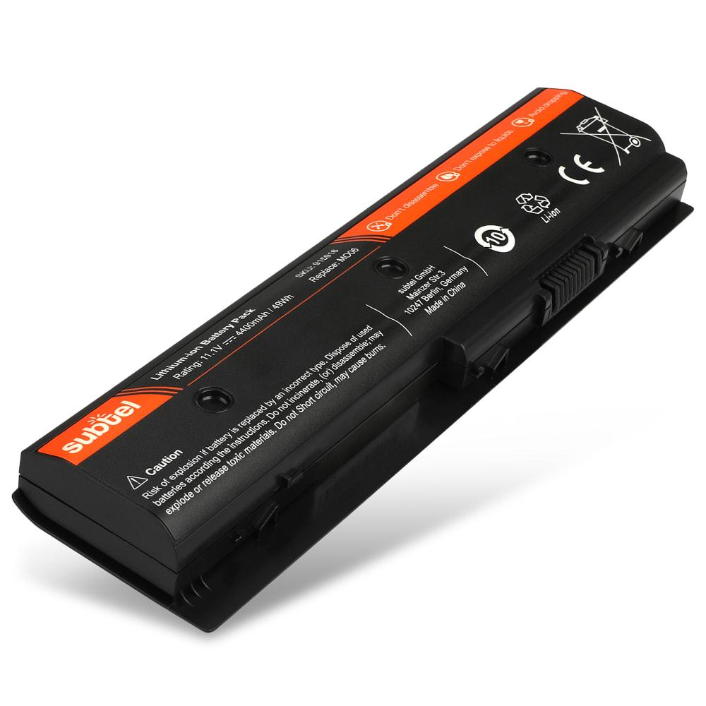 Batterie de remplacement pour ordinateur portable HP Pavilion dv4-5000 / dv6-7000 / dv6-8000 / dv7-7000 - MO06 4400mAh