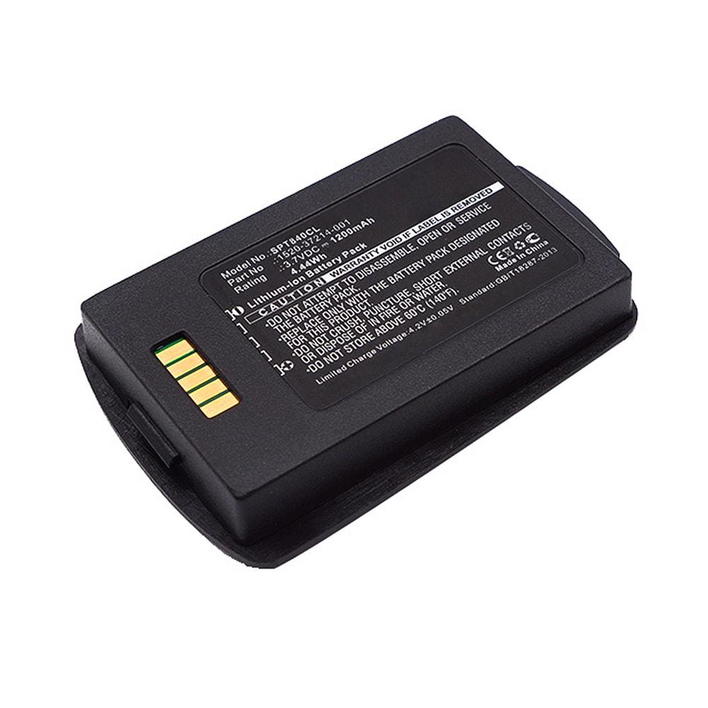 Ersatz Akku für POLYCOM Spectralink 8400, Spectralink 8450, Spectralink 8452, Spectralink RS657 - Telefonakku 1520-37214-001 1200mAh Ersatzakku, Batterie