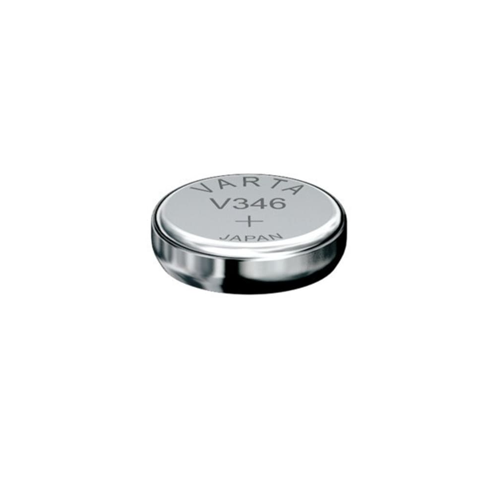Uhrenbatterie Varta V346 SR712SW 346 (x1) Knopfbatterie Knopfzelle Zellenbatterie