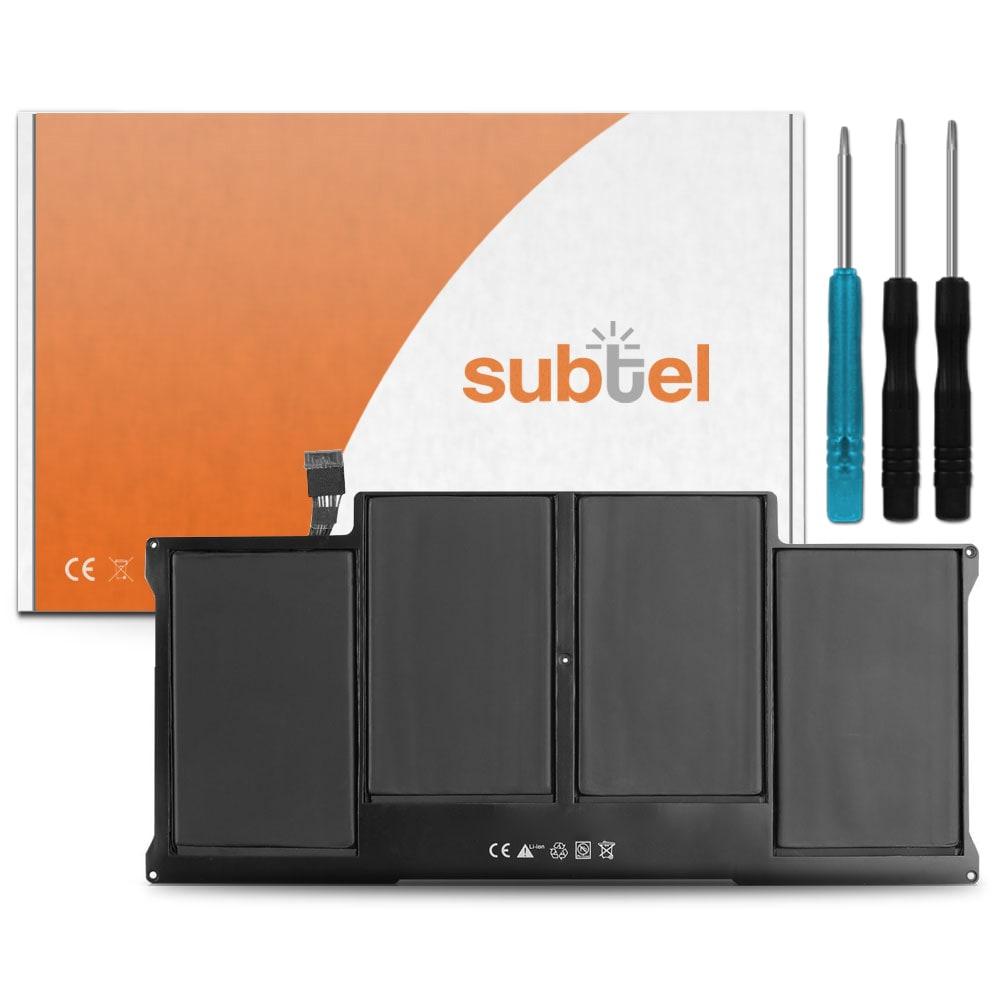 Batterie de remplacement pour ordinateur portable MacBook Air 13 - A1396/A1466 (2010 - 2017) - A1405/A1496 5200mAh