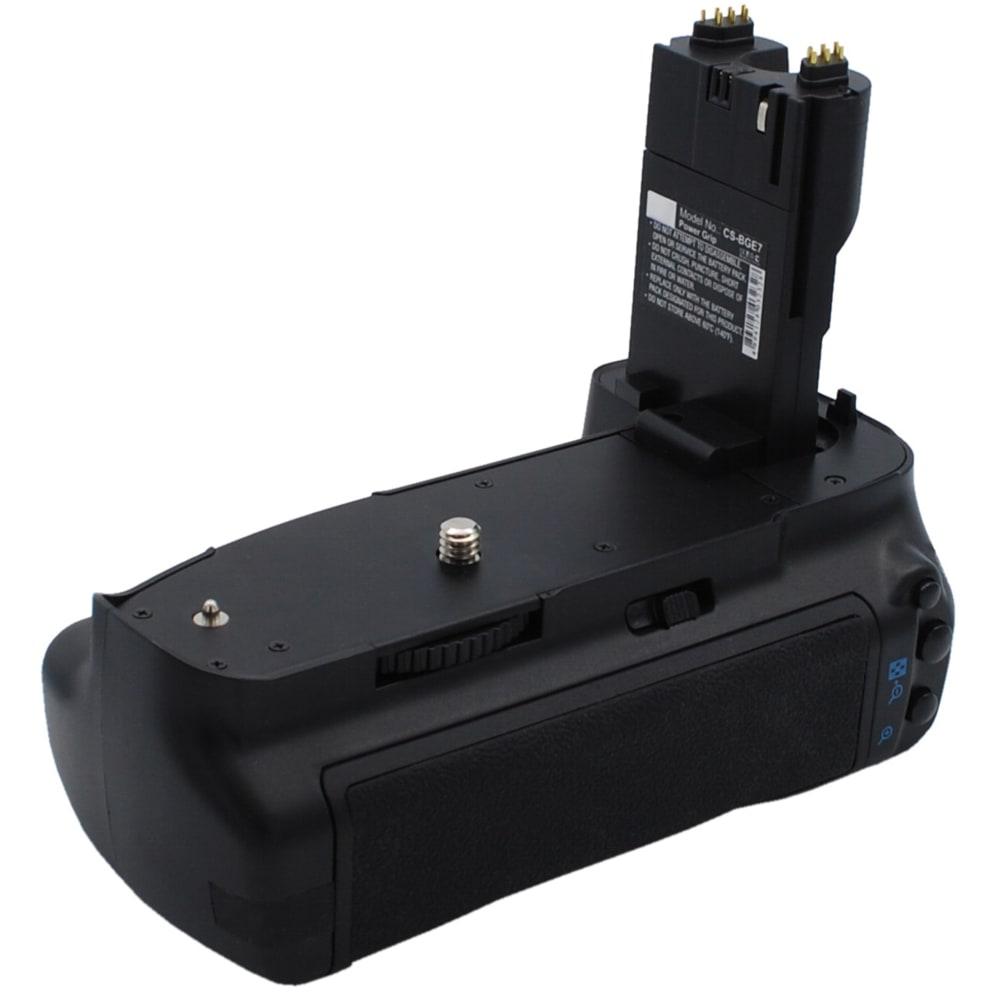 subtel® BG-E7 Batteriegriff für Canon EOS 7D Multifunktions Handgriff, Vertical Grip